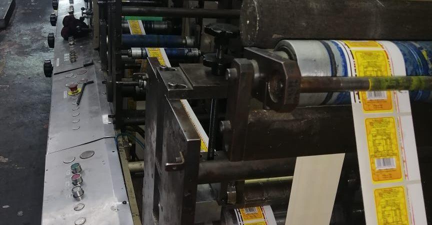 Labels printing Johannesburg